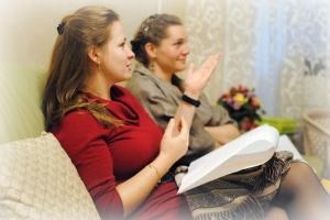 Ольга Осташко Тренинг «Женское единение»